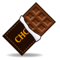 Chocolate Bar on emojidex 1.0.34