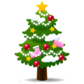 Christmas Tree on emojidex 1.0.34