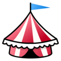 Circus Tent on emojidex 1.0.34