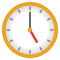 Five O'Clock on emojidex 1.0.34
