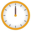 Twelve O'Clock on emojidex 1.0.34