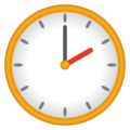 Two O'Clock on emojidex 1.0.34