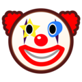 Clown Face on emojidex 1.0.34