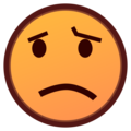 Confused Face on emojidex 1.0.34