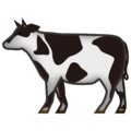 Cow on emojidex 1.0.34