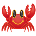 Crab on emojidex 1.0.34