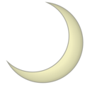 Crescent Moon on emojidex 1.0.34