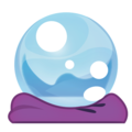 Crystal Ball on emojidex 1.0.34
