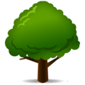 Deciduous Tree on emojidex 1.0.34