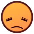 Disappointed Face on emojidex 1.0.34