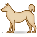 Dog on emojidex 1.0.34