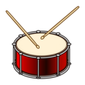 Drum on emojidex 1.0.34