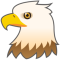 Eagle on emojidex 1.0.34