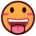Face With Tongue on emojidex 1.0.34