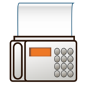 Fax Machine on emojidex 1.0.34