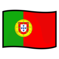 Flag: Portugal on emojidex 1.0.34