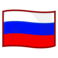 Flag: Russia on emojidex 1.0.34