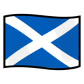 Flag: Scotland on emojidex 1.0.34