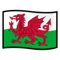 Flag: Wales on emojidex 1.0.34