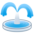 Fountain on emojidex 1.0.34