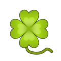 Four Leaf Clover on emojidex 1.0.34