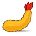 Fried Shrimp on emojidex 1.0.34