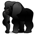 Gorilla on emojidex 1.0.34