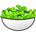 Green Salad on emojidex 1.0.34
