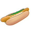 Hot Dog on emojidex 1.0.34