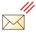 Incoming Envelope on emojidex 1.0.34