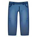 Jeans on emojidex 1.0.34