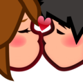 Kiss, Type-3 on emojidex 1.0.34