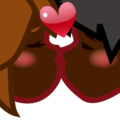 Kiss, Type-6 on emojidex 1.0.34