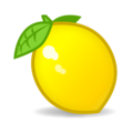 Lemon on emojidex 1.0.34