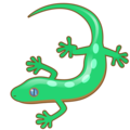 Lizard on emojidex 1.0.34