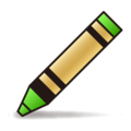 Crayon on emojidex 1.0.34