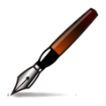 Fountain Pen on emojidex 1.0.34