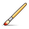 Paintbrush on emojidex 1.0.34