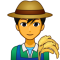 Man Farmer on emojidex 1.0.34