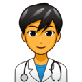 Man Health Worker on emojidex 1.0.34