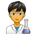 Man Scientist on emojidex 1.0.34