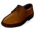 Man's Shoe on emojidex 1.0.34