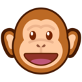 Monkey Face on emojidex 1.0.34