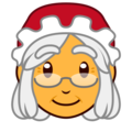 Mrs. Claus on emojidex 1.0.34