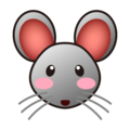 Mouse Face on emojidex 1.0.34