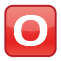 O Button (Blood Type) on emojidex 1.0.34