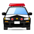 Oncoming Police Car on emojidex 1.0.34