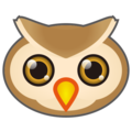Owl on emojidex 1.0.34