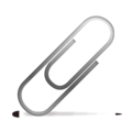 Paperclip on emojidex 1.0.34