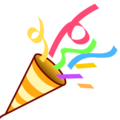 Party Popper on emojidex 1.0.34